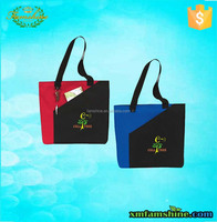 recycled pp nonwoven shopping tote bag