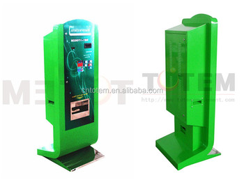Currency money exchange machine for sale