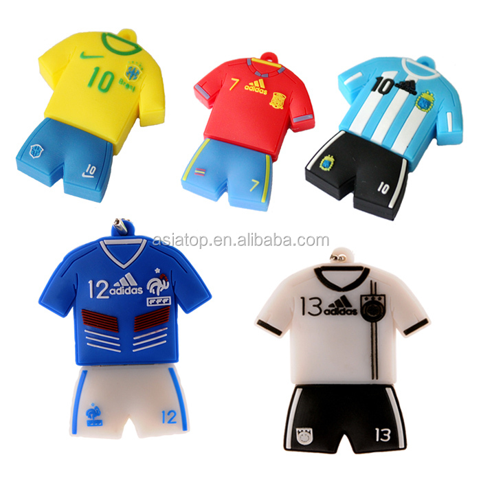 Football/basketball T-shirt USB Key
