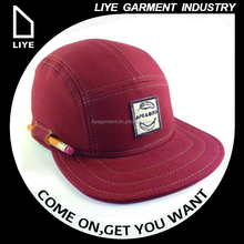 wine red embroider logo wholesales painters cap with pencil made in china factory