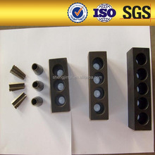 Steel Material post tensioning pc strand anchor head & wedge