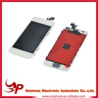 2015 new arrival original replacement lcd touch screen display with digitizer assembly for iphone 5 on Alibaba .com