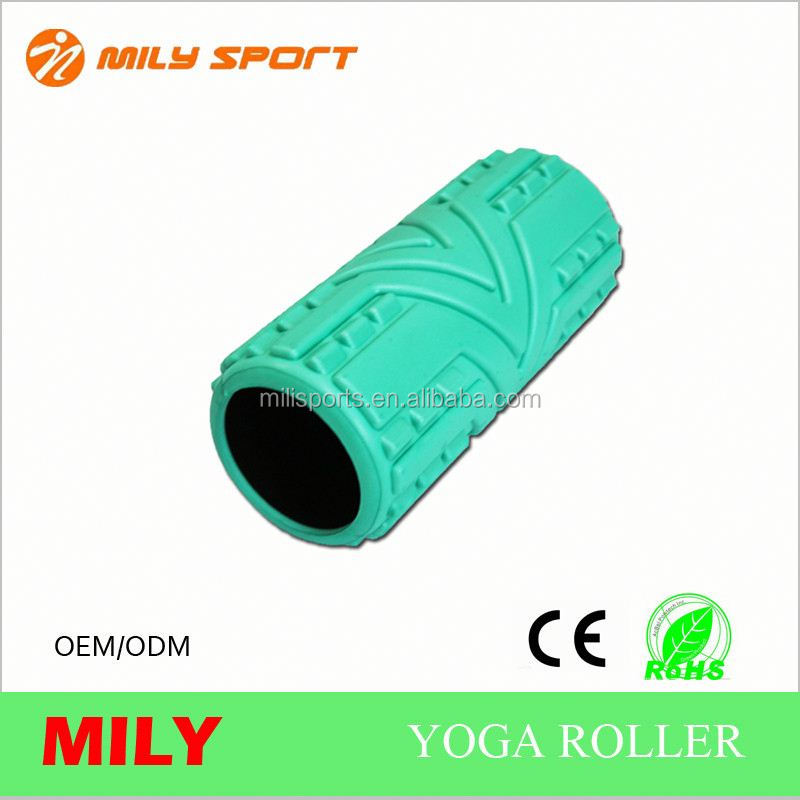ML-1004 small colorful tra high density black epp yoga foam roller <strong>fitness</strong>