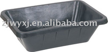rubber tank,feed tub,Square rubber container,basket,Rubber trough,REACH