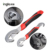 Quality Combination Spanner Wrench Plastic Coated Socket Wrench Set