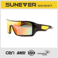 cycling or racing colorful revo lens sport sunglasses