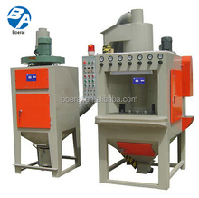 Automatic Sandblaster Glass Bottle Blasting Machine