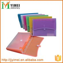 wholesale factory sale file decorative expanding with school file