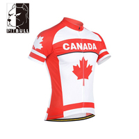 China Short Sleeves Sublimation Bicycle Wear