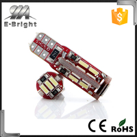 new products car accessories t10 led canbus for automobile with CE ROHS