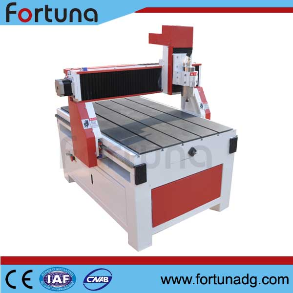Fortuna DB600 sculpture wood carving cnc router machine