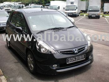 HONDA JAZZ 2003 USED CARS