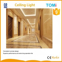 Hotel 40w ceiling light with 16 pcs OSRAM lamp beads