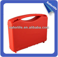 Hand carry portable small stackable storage plastic box