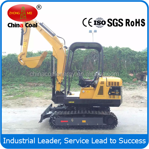 YG1.5-8 China Mini Digger,1.8 Ton Chinese Mini Excavator For Sale