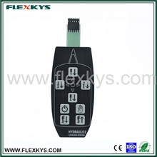 Wholesale metal dome tactile membrane switch