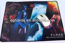 Defence Of The Ancient 2 Edges Wrapped Game Mouse Mat