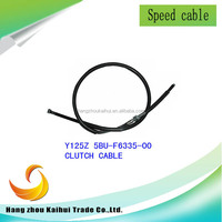 Good quality hot sale motorcycle Y125Z clutch cable