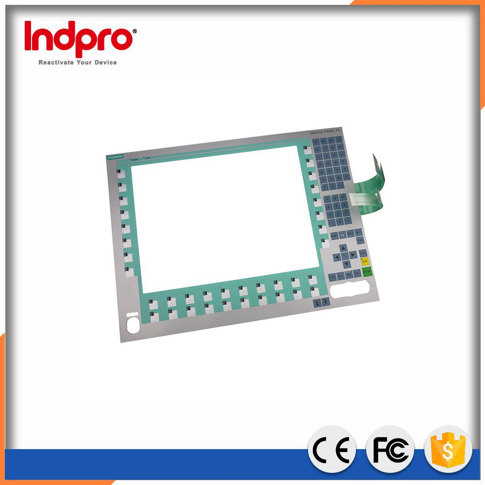 Professional PVC new design screen panel touch button switch keypad custom made membrane keyboard