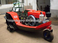 rice field cultivation machine