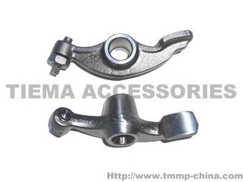 TMMP DELTA50,ALPHA50 motorcycle engnie parts rocker arm(with screw) [MT-0225-003B],oem high quality