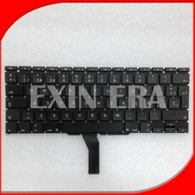 Genuine Original A1370 Keyboard Spanish Layout For Macbook Air 11'' A1370 Spanish tested Quality Warranted Free Shipping