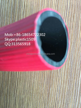 "ID Size:1/2"",3/4"",1"" High Quality PVC Red Garden Water Discharge Hose/Pipe/Tube"