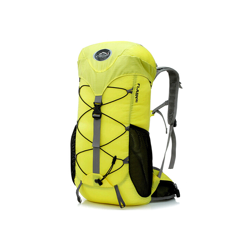 Good <strong>Quality</strong> Promotional Outdoors Nylon Unisex Travelling Hiking Camping Backpack