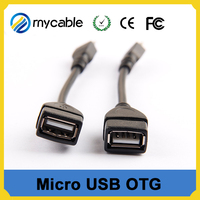 Micro USB OTG to USB 2.0 Adapter Cable for Android Smartphone/tablet