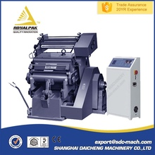 Promotional hot stamp press gold stamping machine