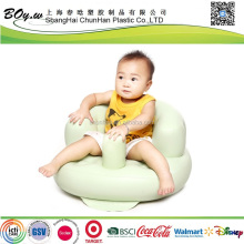TCCC factory fashion air portable kiddie dining sofa washing pvc inflatable baby bath chair