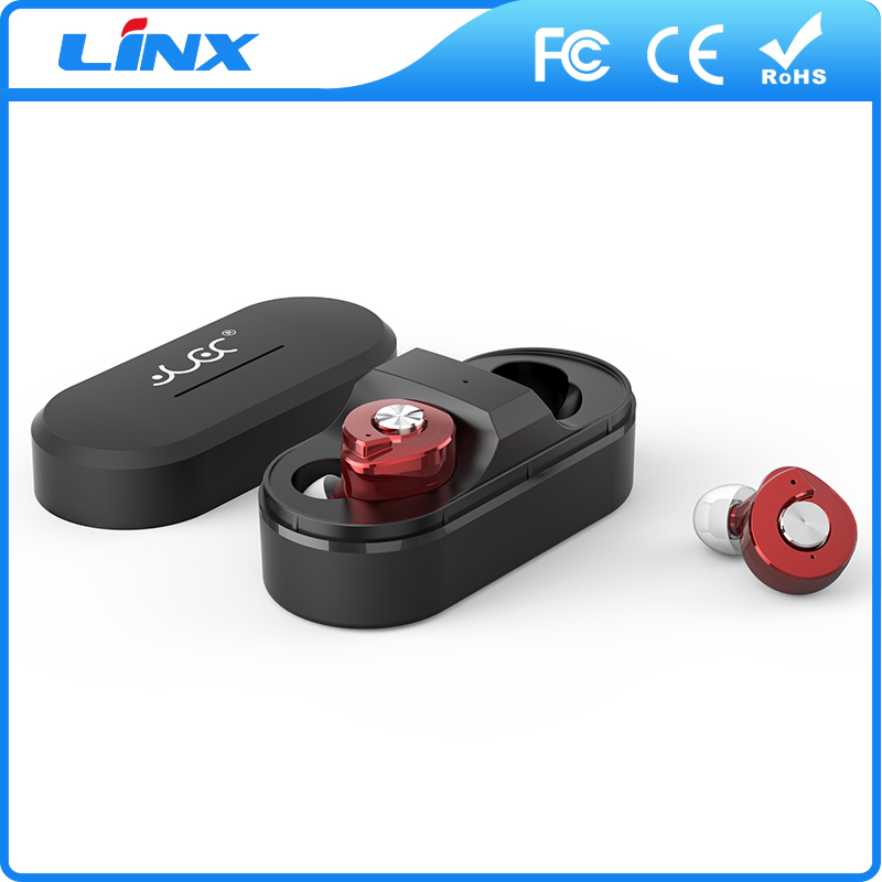 24 Hours Working High End True Wireless Bluetooth Earbuds With 20m Transmission