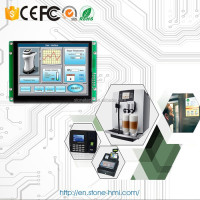 medical application cnc router 4.3 inch TFT touch panel wide range of standard TFT LCD modules