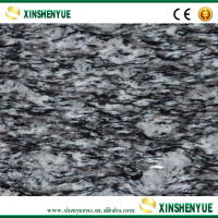 Cheap China Flamed Labrador Black Granite