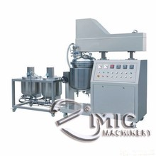 MIC-50L cosmetic cream dairy homogenizer blender manufacturing machine
