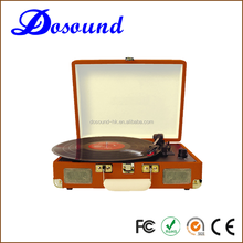 portable turntable player