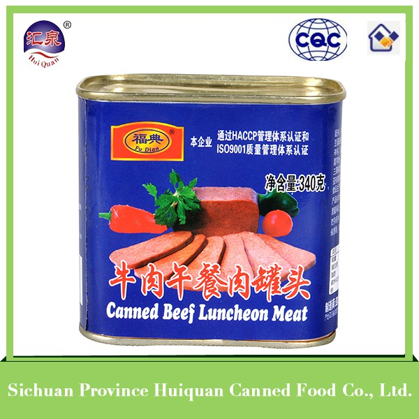 Wholesale china import corned beef from paraguay