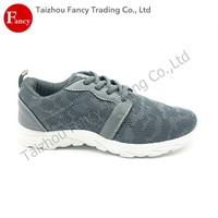 2016 New Women Widely Used Best Price Grey Running Sport Shoes leather boots boy
