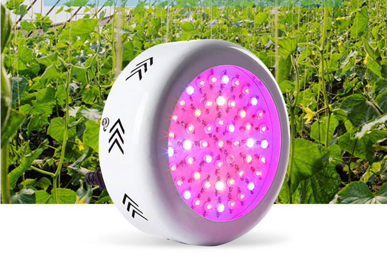 Hot sale aluminum 360w white UFO led grow light 85-265v voltage good quality 2 years warranty plant lamp