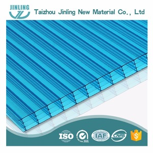 Triple-wall Polycarbonate Sheet ;sun panel