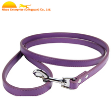 Wholesale Cheap Newest fashion design pet leash PU dog leash
