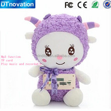 Free mp3 songs downloadable sound module for plush toy and animals toys