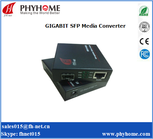FH-NET SFP media converter D-LINK/TPLINK/NETLINK/planet similiar model