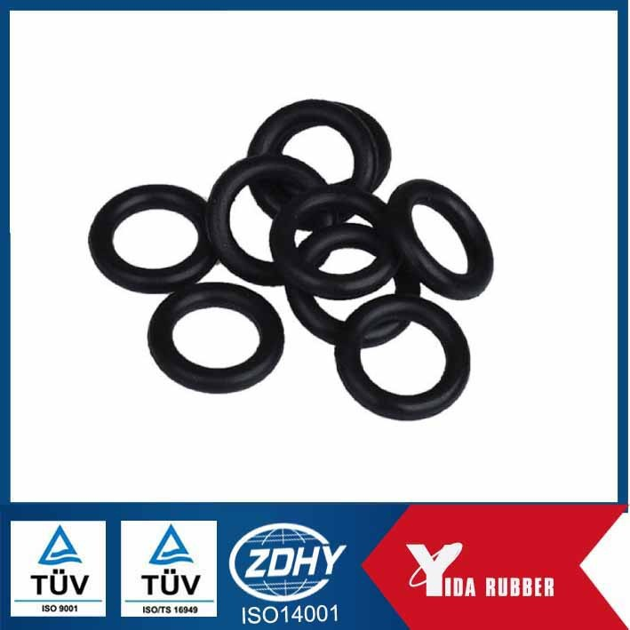 Hot-sale 5.0mmx 1.0mm Small Black NBR <strong>rubber</strong> o rings/NBR O Ring ,Factory,ISO9001