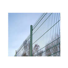 Eco Friendly Decorative Pvc Coated Welded Wire Mesh Fence For Garden Fence China Metal Used Chain Link Fence