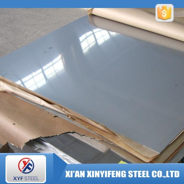 ASTM A240 409 stainless steel plate/sheet