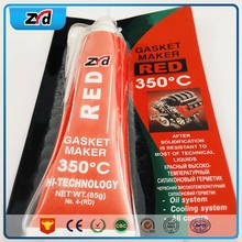 Red Clear White Black HIGH TEMPERATURE SILICONE SEALANT/RTV SILICONE SEALANT/GASKET MAKER