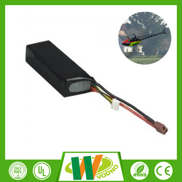 High quality on side PE coated direct food contact 3.7v 280mah lipo battery disc factory