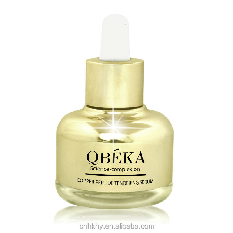 Beauty product super skin whitening serum QBEKA polypeptide fading serum vitamin c serum
