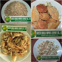 THE BEST PRICE_HIGH QUALITY OF CRAB SHELL!!!